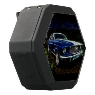 Altavoz Negro Con Bluetooth Relámpago del coche