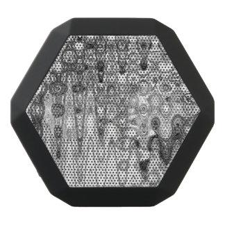 Altavoz Negro Con Bluetooth REX de la tinta y del eco II Boombot del artista