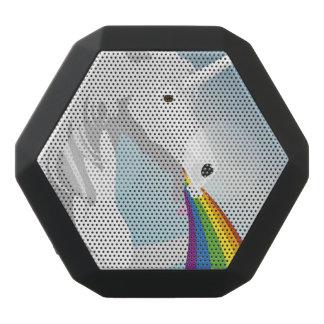 Altavoz Negro Con Bluetooth Unicornios puking del ejemplo