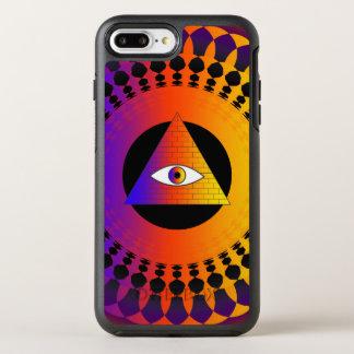Alternativa del ojo de Illuminati Funda OtterBox Symmetry Para iPhone 7 Plus