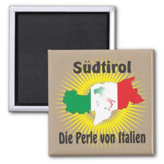 Alto Adige - Alto Adige Italia - Italia imán