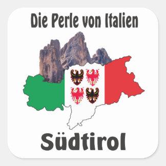 Alto Adige - Alto Adige Italia - Italia pegatina
