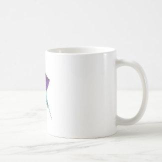Alto aviador taza de café