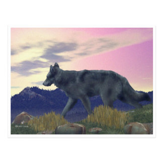 Alto lobo del país postal