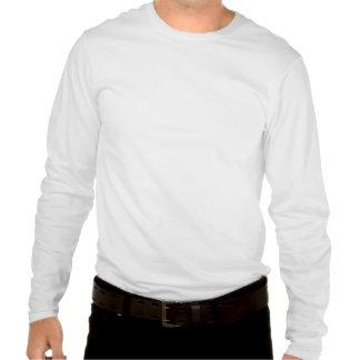 Alto motocrós que vuela camiseta