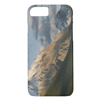 Alto pico cerca del lago Maligne, nacional del Funda iPhone 7