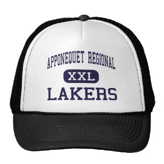 Alto regional de Apponequet - Lakers - - Lakeville Gorro De Camionero