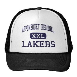 Alto regional de Apponequet - Lakers - - Lakeville Gorras De Camionero