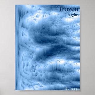 alturas congeladas póster