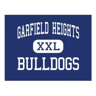 Alturas de Garfield - dogos - altas - Cleveland Postales