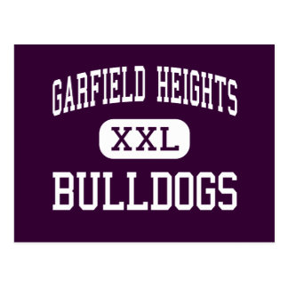 Alturas de Garfield - dogos - alturas de Garfield Postal