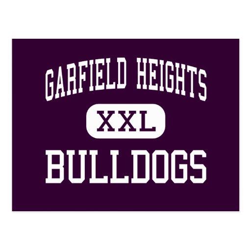 Alturas de Garfield - dogos - alturas de Garfield Postales