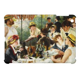 Alumerzo de Renoir del fiesta del canotaje iPad Mini Cárcasas