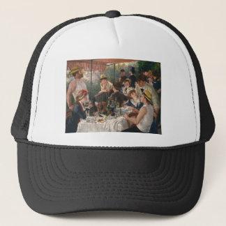 Alumerzo del fiesta del canotaje gorra de camionero