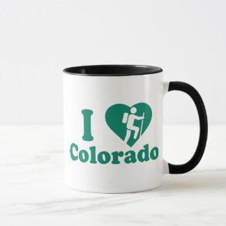 Alza Colorado Taza