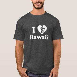 Alza Hawaii Camiseta
