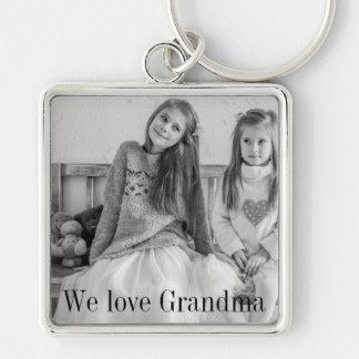 Amamos el llavero de la foto de la abuela