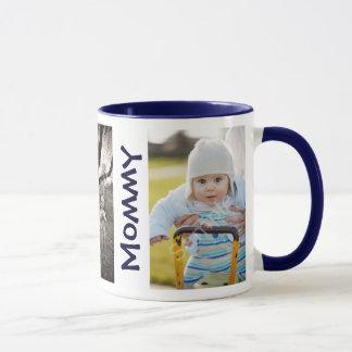 AMAMOS la taza del día de madres de las fotos de
