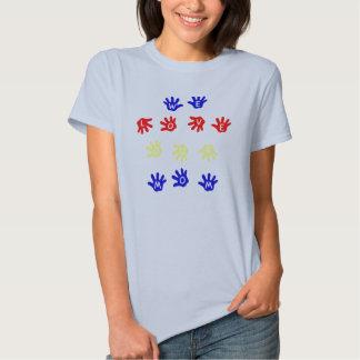 Amamos nuestra camiseta de la mamá (personalice)