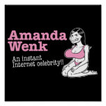Amanda Wenk Poster