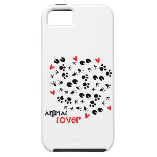 Amante animal iPhone 5 Case-Mate protector