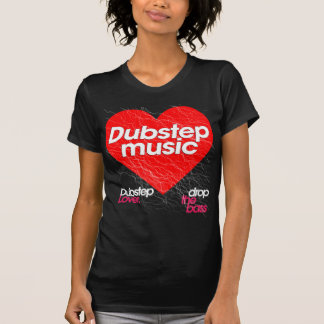 Amante de Dubstep (la edición del colector) Camisetas