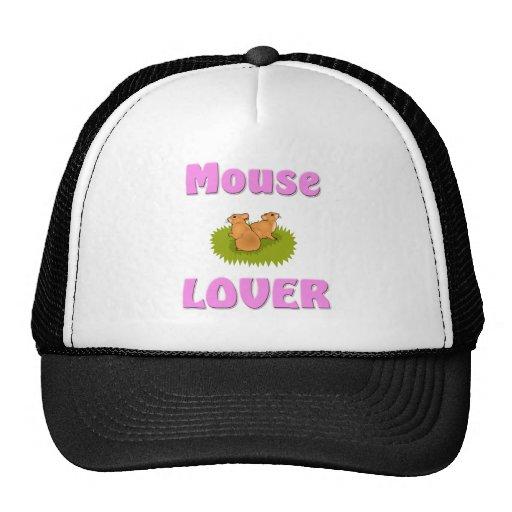 Amante del ratón gorro