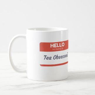 Amante del té taza clásica
