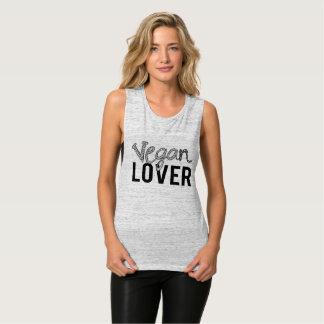 Amante del vegano camiseta con tirantes
