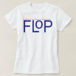 Amantes de Footbag del fracaso de las camisetas de