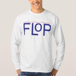 Amantes de Footbag del fracaso de las MANGAS de Camiseta