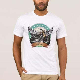 Amantes de la moto camiseta