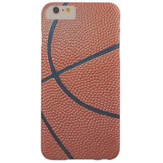 Amantes de los look_Hoops de la textura de Funda Barely There iPhone 6 Plus