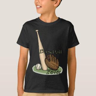 amantes del béisbol camiseta