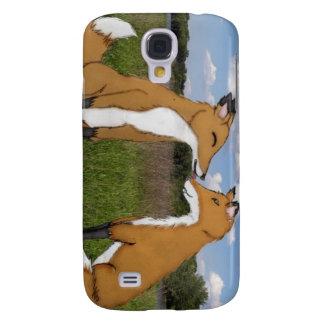 Amantes del Fox Samsung Galaxy S4 Cover