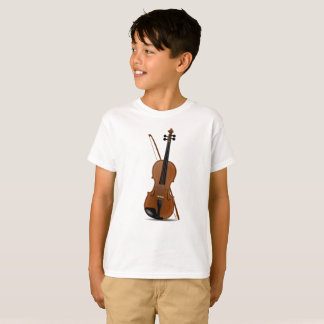 Amantes del violín, camiseta musical de los