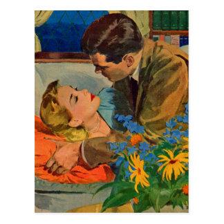 Amantes en amor postal