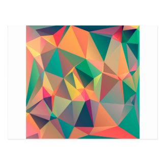 Amantes geométricos postal