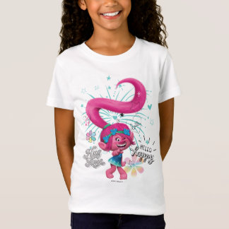 Amapola de los duendes el | hola feliz camiseta