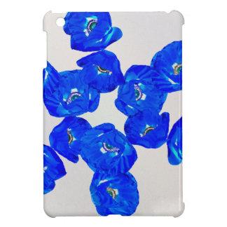 amapolas azules