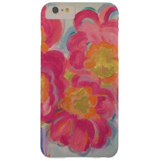 Amapolas en la floración funda barely there iPhone 6 plus
