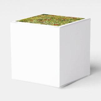 Amapolas impresionistas caja para regalos