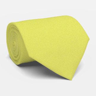 Amarillo 1111 de Unmellow del OPUS Corbata Personalizada