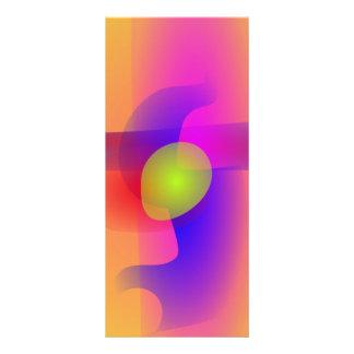 Amarillo abstracto de la imagen lona