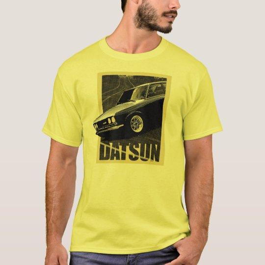 Amarillo de Datsun 510 Camiseta