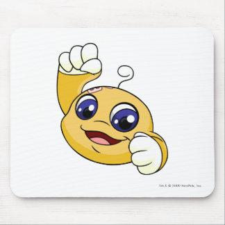 Amarillo de Kiko Tapete De Ratones