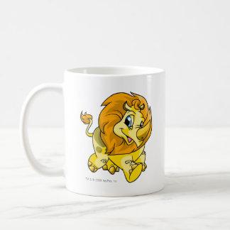 Amarillo de Tonu Tazas De Café