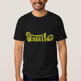 Amarillo de Van de la calle de Dodge Camisetas