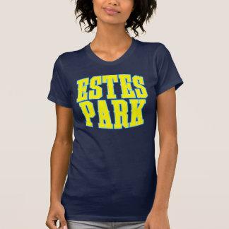 Amarillo del parque de Estes Camiseta