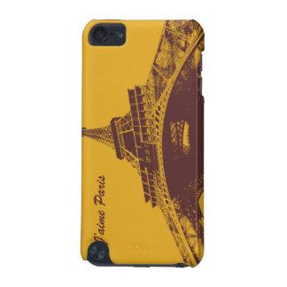 Amarillo francés de la película de J'aime París de
